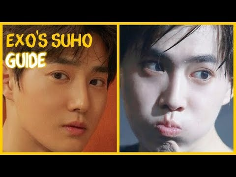 A GUIDE TO EXO'S SUHO