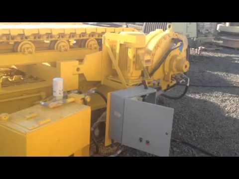 """11K SG01 1 Unit  - NICO Model FD-4466 Apron Feeder 54"""" Wide x 24' 7 1/4"""""""