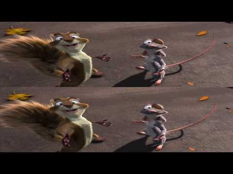 Nuts & Robbers 3D Animated Short