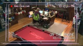 Keith Jackson on The Dan Patrick Show (Full Interview) 10/21/16