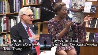 "Joy-Ann Reid, ""The Man Who Sold America"""