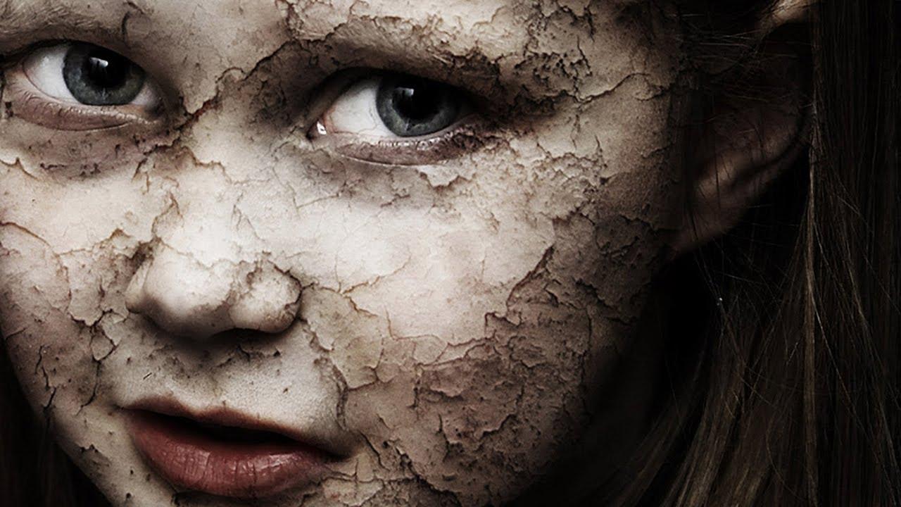 cracked face photoshop