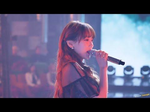 161231 MBC 가요대제전 - 태연 '11:11' 4K 직캠 by DaftTaengk