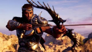 New Assassin's Creed Odyssey Trailer Shows NEW ARMOR SETS & More [BREAKDOWN] (AC Odyssey Trailer)