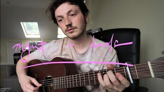 mgmt - kids cover by lewis watson x