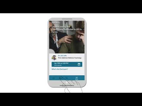 Video: Expert advice at your fingertips: Introducing the LifeSpeak App!