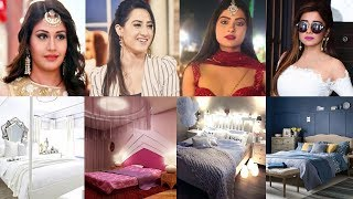 Luxurious Bedrooms Of Top 10 Indian TV Serial Actresses (Part 1)