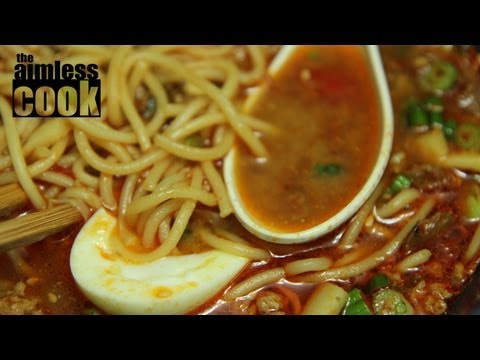 Tantanmen - Peddler's Noodles