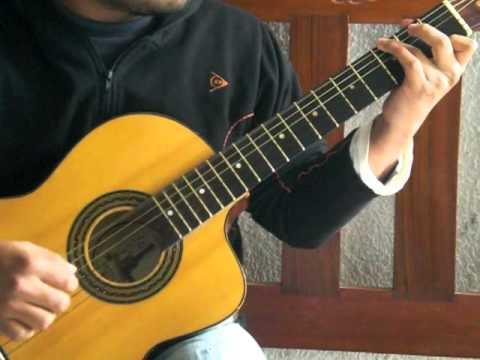 MI UNIVERSO (SOLO GUITARRA ACUSTICA) Musica Cristiana