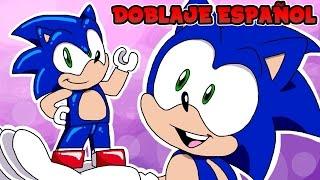 Modern Sonic Meets LEGO Sonic in 2017 [Fandub Español]