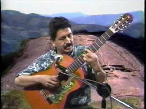 NIÑA CAMBA - CESAR ESPADA ( guitarra)
