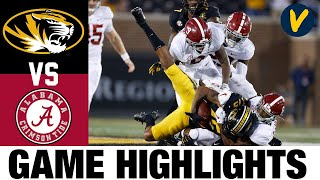#2 Alabama vs Missouri Highlights | Week 4 College Football Highlights | 2020 College Football