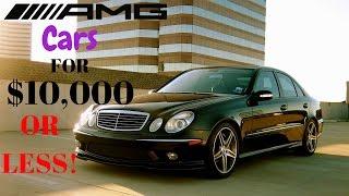 Fast Mercedes Benz's under $10k!