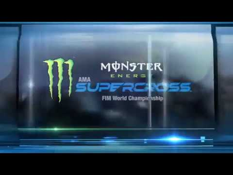 450SX&250SX Main Event highlights - Glendale