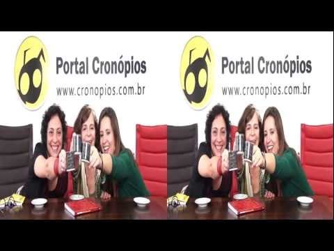 Portal Cronópios - Videocast com Alice Ruiz, Estrela Leminski e Mathilda Kovak