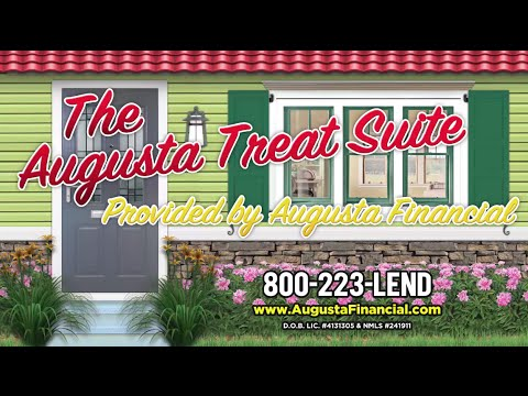The Augusta Treat Suite Provided by Augusta Financial
