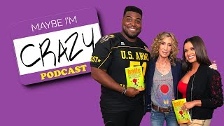 Life with Skip (feat. Ernestine Sclafani Bayless) |  EPISODE 105  | MAYBE I'M CRAZY