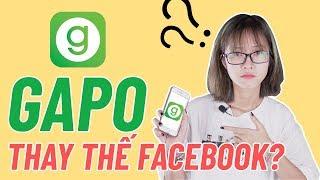 Mạng xã hội Gapo - Made in VietNam có thay thế được Facebook ???