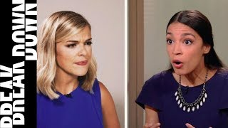 Viral FAKE CRTV Interview with Ocasio Proves Conservatives ARE TERRIFIED