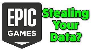 Is Epic Games Stealing Your Data?
