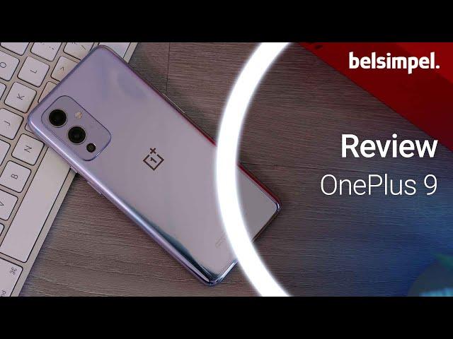 Belsimpel-productvideo voor de OnePlus 9 128GB Zwart