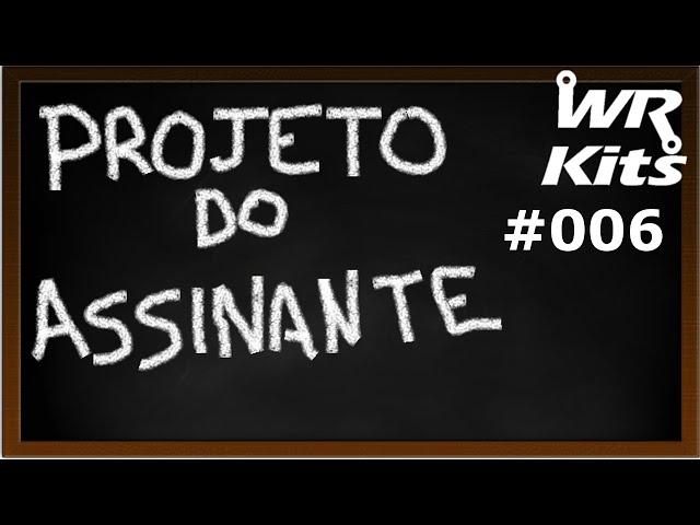 ROBÔ QUE SAI DE LABIRINTO | Projeto do Assinante #006