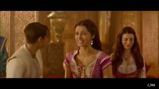 Mena Cut ~ Aladdin Bloopers We Can Show You the World A The Extended Video Journal
