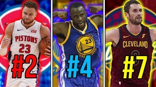 Ranking The BEST Power Forward From EVERY NBA Team In The 2018-19 Season