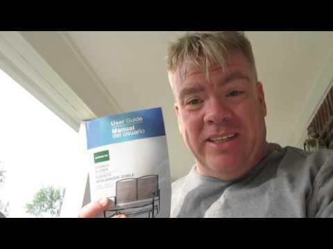 KotL vlog 12 Front Porch Furniture