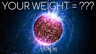 How much would you weigh on a Neutron Star?
