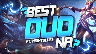 LL STYLISH | BEST DUO NA? ft. NIGHTBLUE3