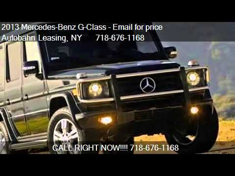 2013 Mercedes-Benz G-Class G550 - for sale in Brooklyn, NY 1