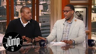 Paul Pierce and Tracy McGrady agree DeMarcus Cousins is the best big in the NBA | The Jump | ESPN