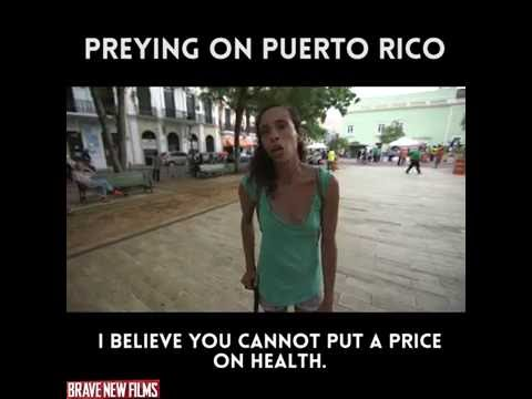 How Vulture Hedge Funds Are Preying on Puerto Rico - 1. Ana Rita's Story • BRAVE NEW FILMS