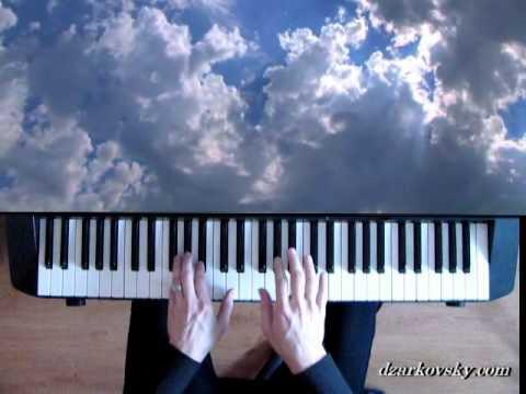 Агата Кристи - Серое небо - Piano Cover (кавер пианино)