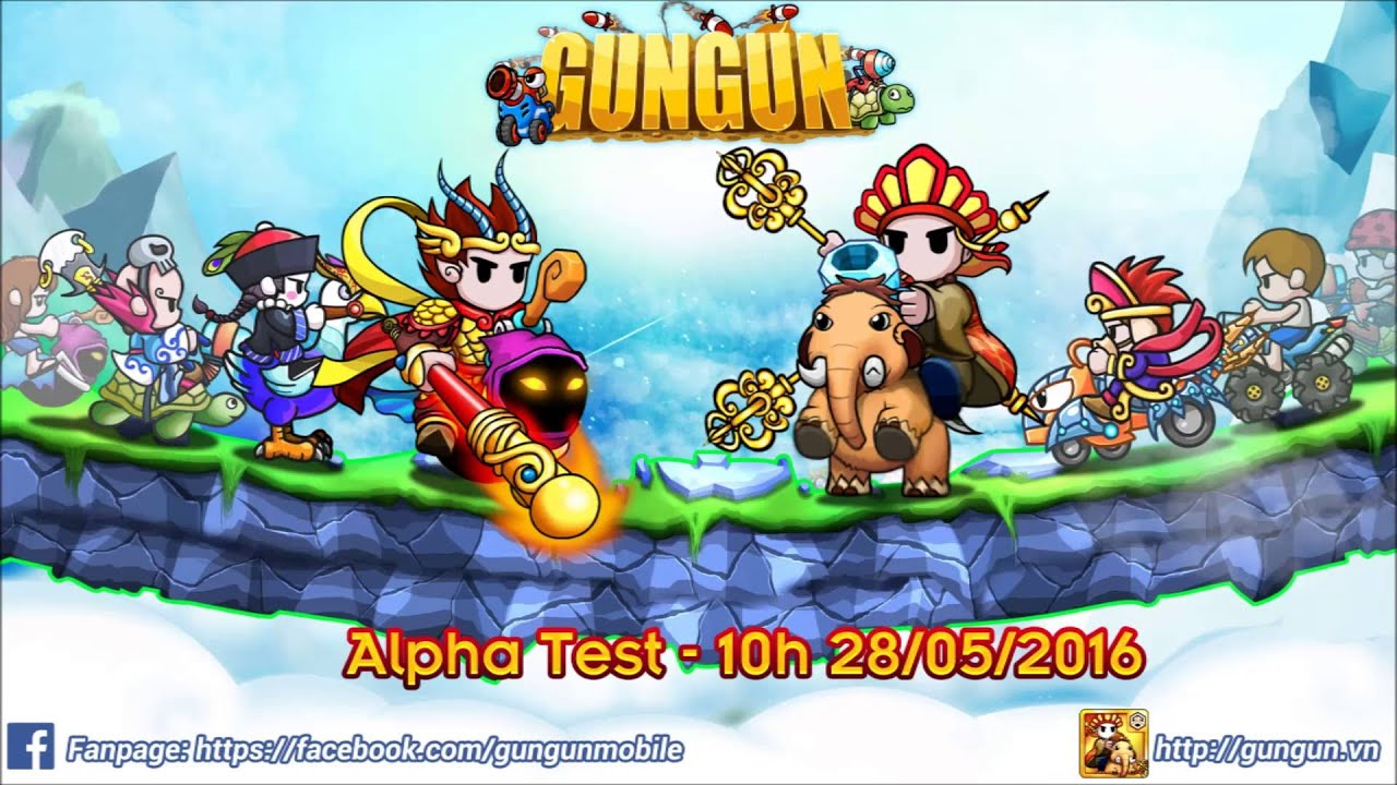 Chơi Gun Gun Online on PC 2