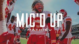 Tyrann Mathieu Mic'd Up | Week 2 vs. Oakland Raiders