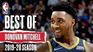 Best Of Donovan Mitchell   2019-20 NBA Season