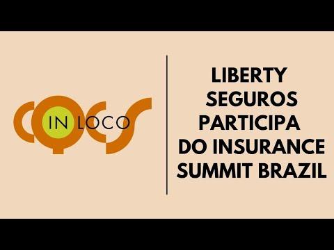 Imagem post: Liberty Seguros participa do Insurance Summit Brazil