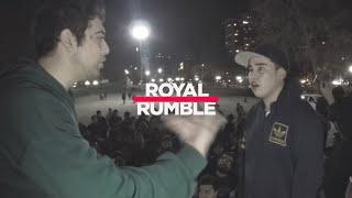 NOBODY vs. FUSOK: Semifinal Royal Rumble - Red Bull X DEM Battles