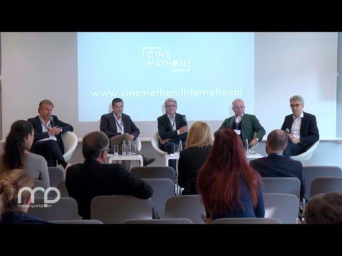 Diskussion: CINEMATHON - Zukunftsworkshop für das KINO von Morgen