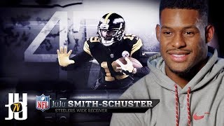 I Just Made the NFL Top 100… - JuJu Smith-Schuster