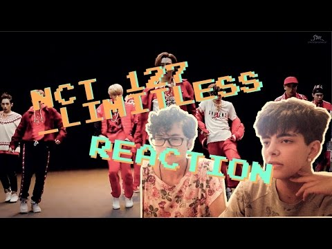 REACTION - NCT 127_無限的我(무한적아; LIMITLESS) [ROUGH & PERFORMANCE VER.]