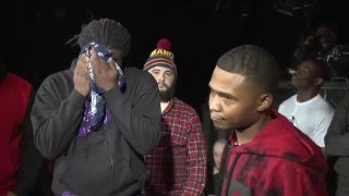 Arsonal vs JC FULL BATTLE #BOTBUK