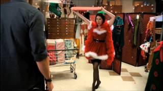 Alison Brie Sexy Santa