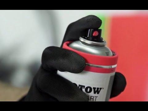 Molotow UFA Neon Spray Paint
