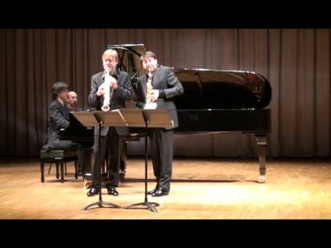 J.B.Singelée-Grand Duo Concertant, op.55-II & III
