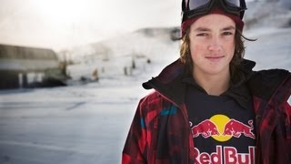 Meet halfpipe & slopestyle pro-snowboarder Scotty James