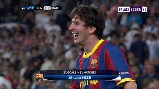 مباراة ريال مدريد وبرشلونة 0-2 [نصف نهائي دوري الابطال 2011] تعليق الشوالي