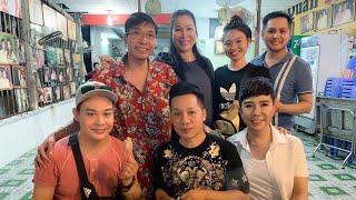 Doanh nhân Thành Giao đón tiếp ekip XÓM TRỌ 3D tại quán Vịt Nấu Chao ở Cần Thơ 30/04/2019